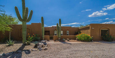 Tucson Single Family Home For Sale: 4321 N Camino Tesote Circle