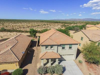Marana Single Family Home For Sale: 14376 N Bannerstone Court