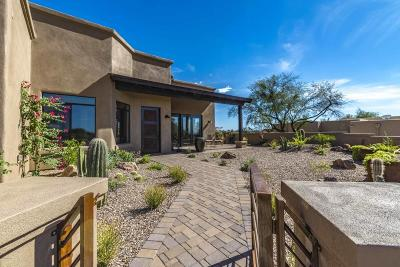 Tucson Single Family Home For Sale: 6033 E Country Club Vista Drive