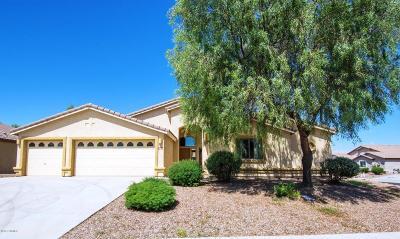 Marana Single Family Home For Sale: 12597 N Stone Pillar Drive