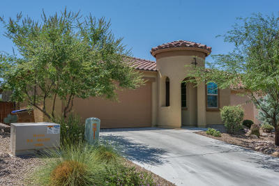 Marana Single Family Home For Sale: 12162 N Golden Mirror Drive
