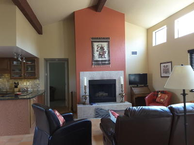 Single Family Home Active Contingent: 5051 N Sabino Canyon Road #2119