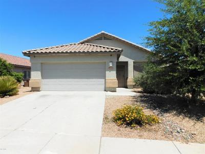 Marana Single Family Home For Sale: 11364 W Burning Sage Street