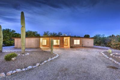 Tucson Single Family Home For Sale: 1408 W Chapala Drive