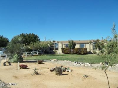 Cochise Single Family Home For Sale: 1636 W Stage Coach Pass
