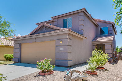 Green Valley Single Family Home For Sale: 691 W Desert Blossom Drive