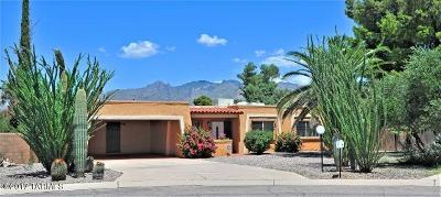 Tucson Single Family Home For Sale: 2521 E Greenlee Place