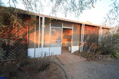 Marana Single Family Home For Sale: 11735 W Desert Wren Drive