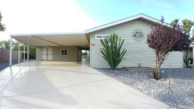 Cochise County Condo For Sale: 1030 S Barrel Cactus Ridge