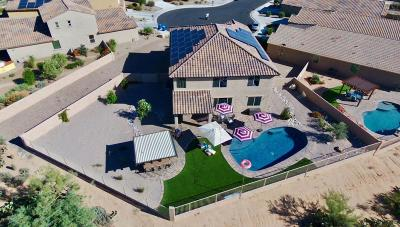 Marana Single Family Home Active Contingent: 12603 N Summer Wind Drive