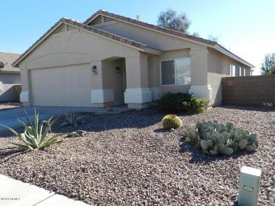 Marana Single Family Home For Sale: 5523 W Guild Springs