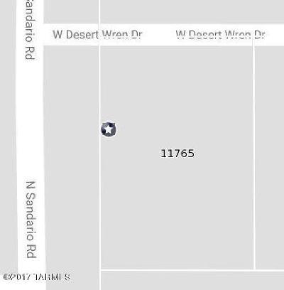 Residential Lots & Land For Sale: 11765 W Desert Wren Drive