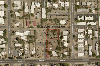 Tucson Residential Lots & Land For Sale: 3329 E Glenn Street