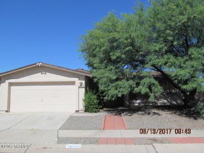 Tucson AZ Single Family Home For Sale: $135,200