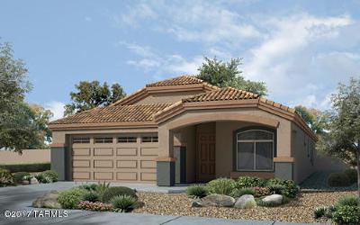 Marana Single Family Home For Sale: 9077 W Alverton Drive