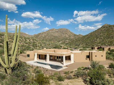 Pima County Single Family Home For Sale: 3721 W Grand Point Court W