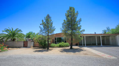 Tucson Single Family Home Active Contingent: 323 W Meadowbrook Drive