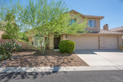 Oro Valley Single Family Home For Sale: 1960 W Muirhead Loop