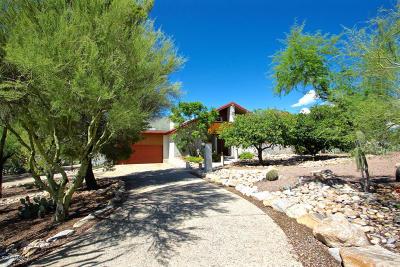 Tucson Single Family Home For Sale: 5055 E Placita Salud
