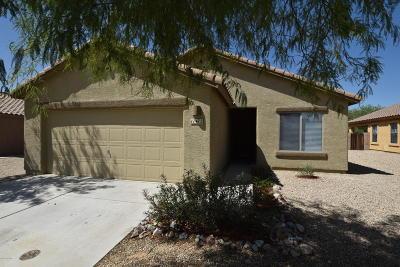 Marana Single Family Home For Sale: 11472 W Anasazi Passage St