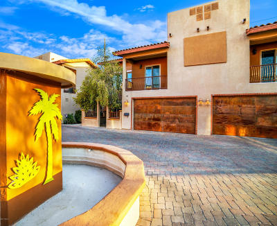 Tucson Single Family Home For Sale: 130 S Placita Colonia Solana