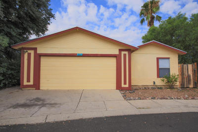 Tucson Single Family Home For Sale: 2005 W Southbrooke Circle
