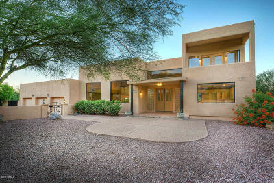 Tucson Single Family Home For Sale: 6040 N Tocito Place