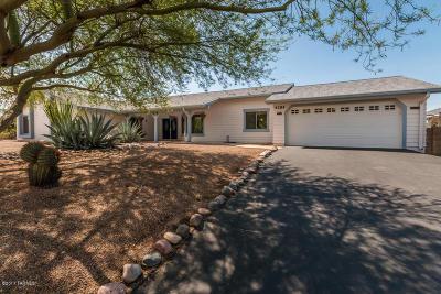 Tucson Single Family Home Active Contingent: 4284 Windridge Loop