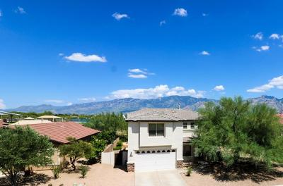 Oro Valley Single Family Home For Sale: 12984 N Yellow Orchid Drive