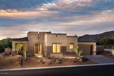 Marana Single Family Home For Sale: 14135 N Los Saguaros Drive