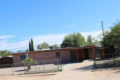 Single Family Home For Sale: 5955 S Rex Strav