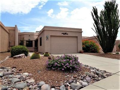 Green Valley Single Family Home For Sale: 196 N Crescent Bell Drive