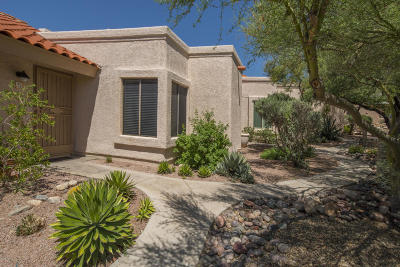 Single Family Home Active Contingent: 7601 N Calle Sin Envidia #52