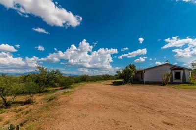 Sahuarita Single Family Home For Sale: 18525 S Garrison Hills Drive