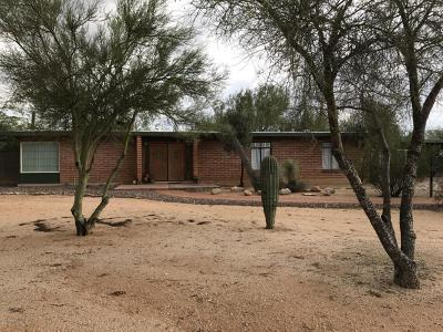 Tucson Single Family Home For Sale: 943 W Wanda Vista Place
