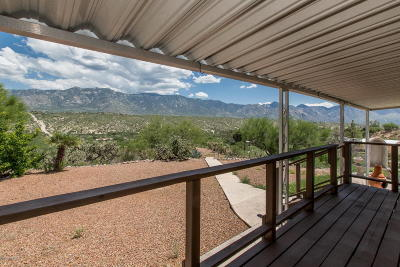 Tucson Single Family Home For Sale: 4485 E Coronado Ridge Lane