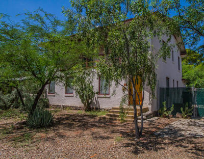 Tucson Single Family Home For Sale: 645 E 1st Street
