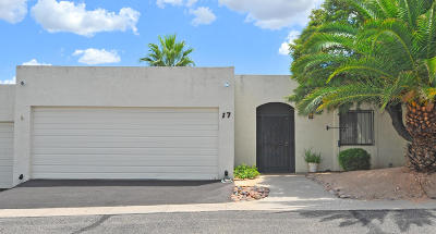 Tucson Single Family Home For Sale: 9350 E Speedway Boulevard #17