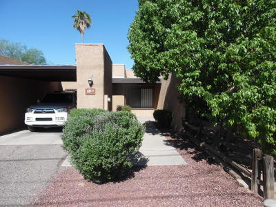 Tucson Single Family Home For Sale: 2569 N Richey Boulevard