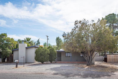 Pima County Single Family Home Active Contingent: 4434 E Sylvane Street