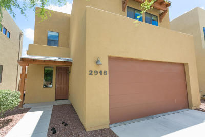 Tucson Single Family Home For Sale: 2918 E Canyon Bend Street