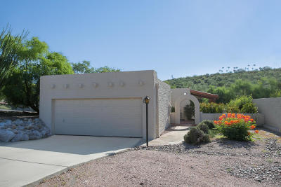 Tucson Single Family Home For Sale: 5810 E Paseo De La Pereza