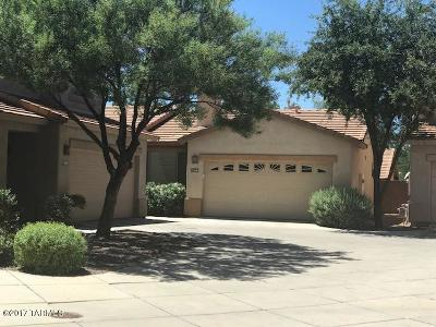 Tucson Single Family Home For Sale: 3479 N Paseo De San Agustin