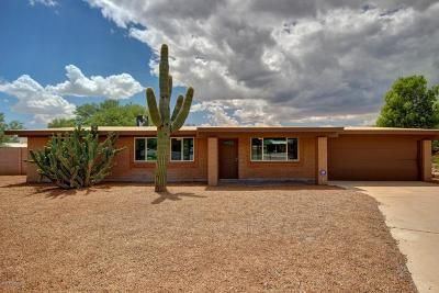 Tucson Single Family Home Active Contingent: 2471 W Ian Place