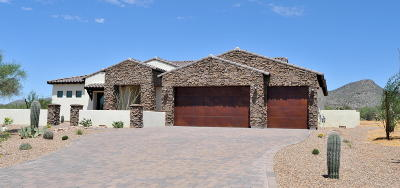 Marana Single Family Home For Sale: 4240 W Cornerstone Court