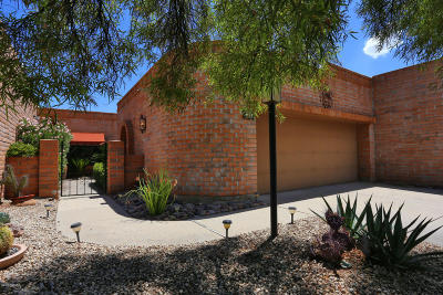 Tucson Single Family Home For Sale: 4620 N Camino Campero