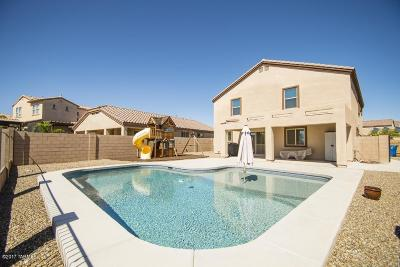 Oro Valley Single Family Home For Sale: 13391 N Barlassina Drive