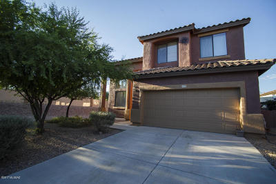Sahuarita Single Family Home For Sale: 455 E Placita Cuesco