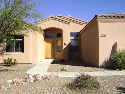 Vail Single Family Home Active Contingent: 14393 E Desert Plume Court
