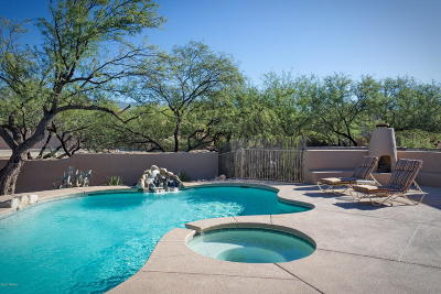 Tucson Single Family Home For Sale: 8705 E Honeybear Place